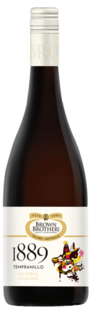 Brown Brothers 1889 Tempranillo