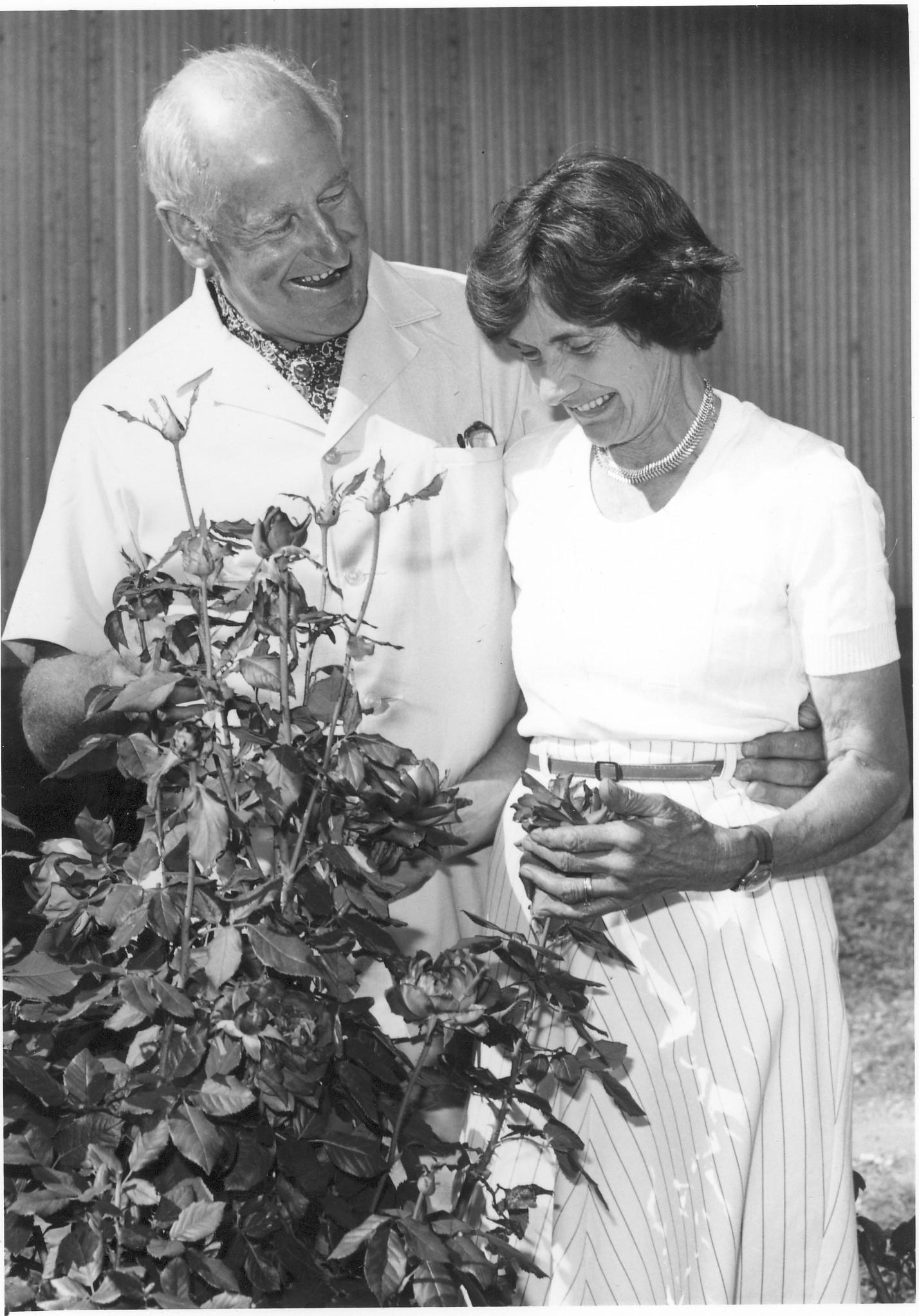 John C Brown and Patricia Brown