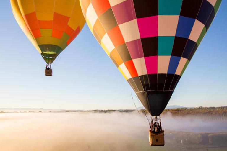 King Valley Hot Air Ballooning