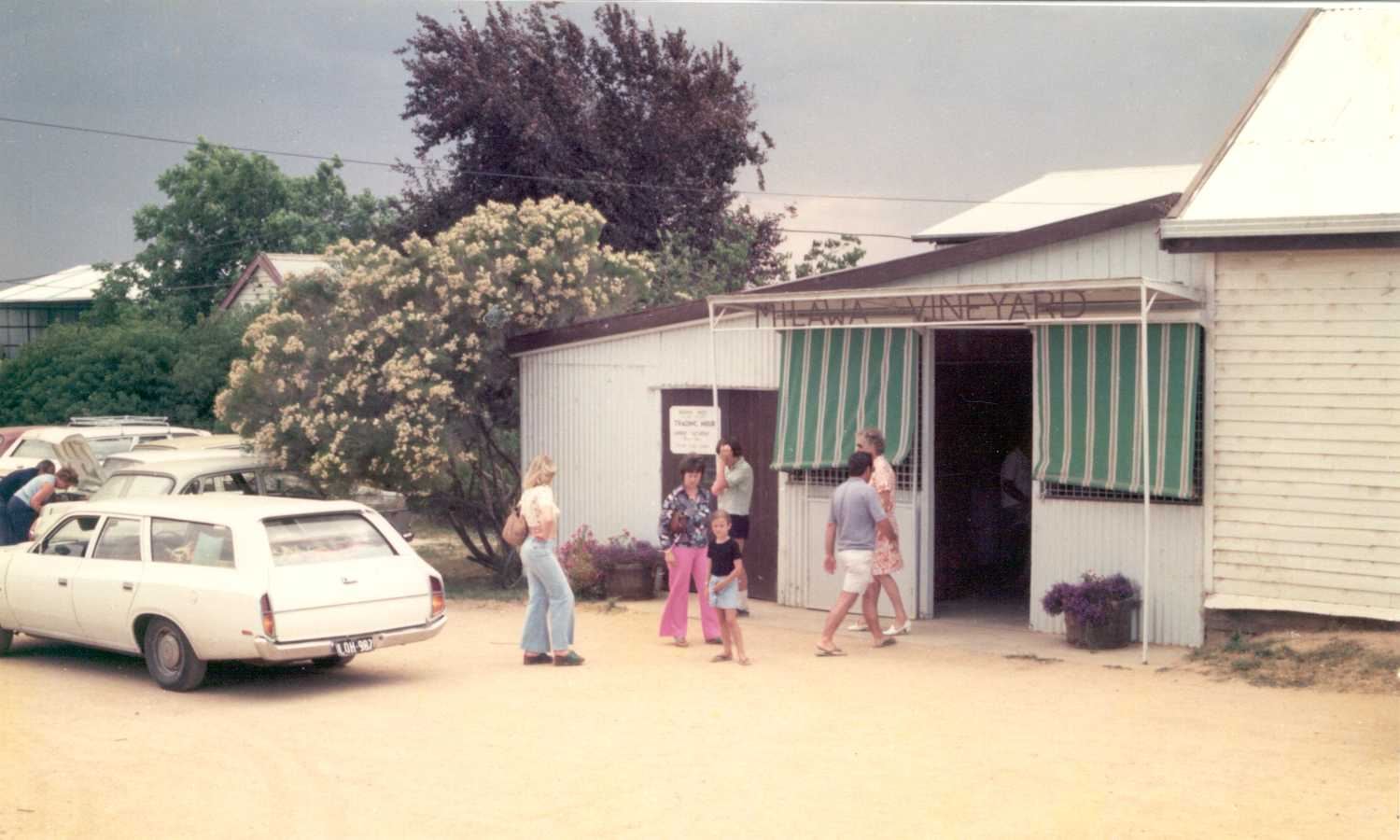 original cellar door 1968