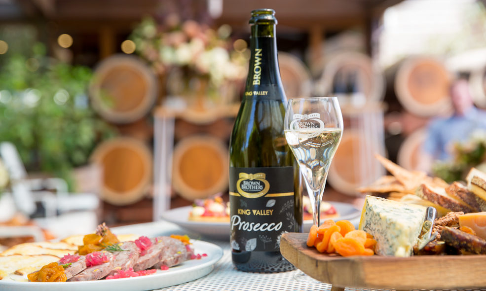 Prosecco Brunch Experience - Milawa